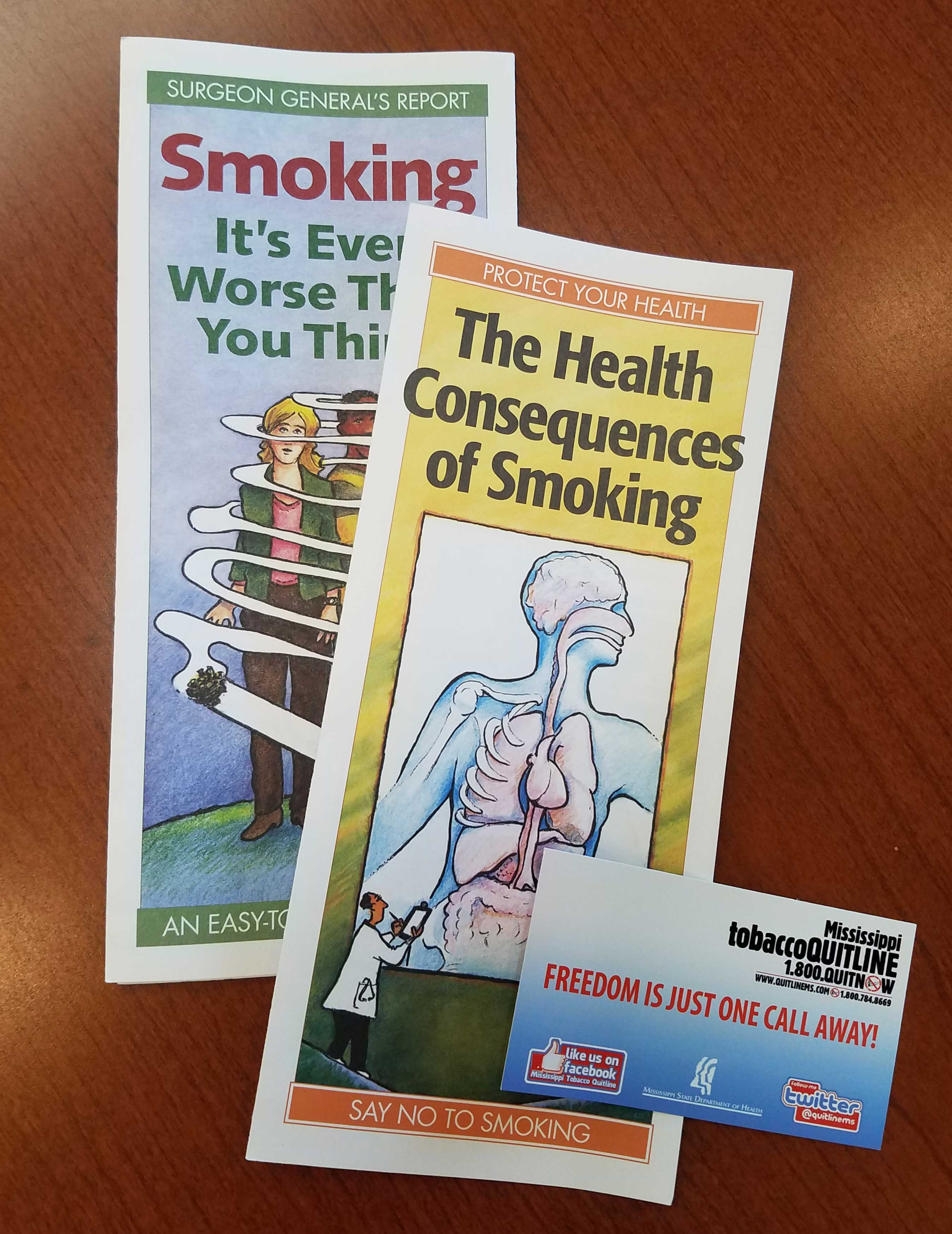 Tobacco Free Mississippi - MS Academy of Family Physicians